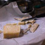 conservar queso curado